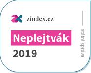 zIndex Neplejtvák 2019